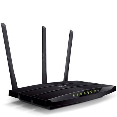 Bộ Phát WiFi Tplink 3 Râu Xuyên Tường – TPLINK WR2041N ( CŨ ) Giá chỉ 150.000₫