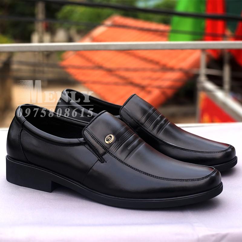 Giày nam da mềm dáng công sở - SEGL126