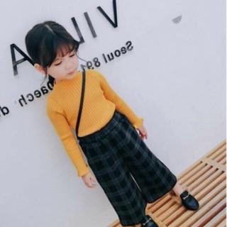 Áo len bé gái  ⚡𝗙𝗥𝗘𝗘 𝗦𝗛𝗜𝗣⚡ Áo thu đông cho bé, chất len tăm mềm mại, ấm áp với làn da của bé, cam kết áo y hình