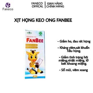 XỊT HỌNG KEO ONG FANBEE (CHÍNH HÃNG)Mua 2 SP kèm Quà Tặng ) thumbnail
