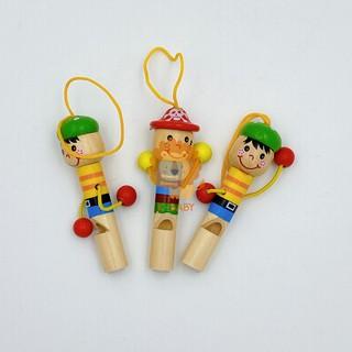 Đồ chơi Còi gỗ đáng yêu cho bé _ KB33 thumbnail