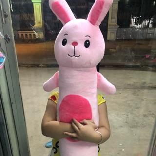 Thỏ bông Hồng quà tặng bobby