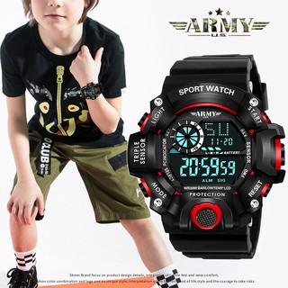Đồng hồ Trẻ Em ARMY AIDAN USA An toàn tuyệt đối cho Bé, Chống Sốc, Chống Nuốc Tốt