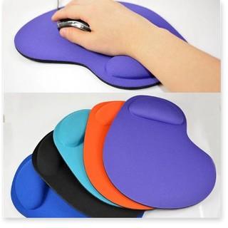 Miếng lót chuột có đệm cổ tay chỉ còn màu đen