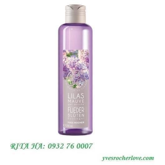 Sữa tắm Purple Lilac Shower Gel 200ml - Yves Rocher - 21480576 , 309263146 , 322_309263146 , 209000 , Sua-tam-Purple-Lilac-Shower-Gel-200ml-Yves-Rocher-322_309263146 , shopee.vn , Sữa tắm Purple Lilac Shower Gel 200ml - Yves Rocher