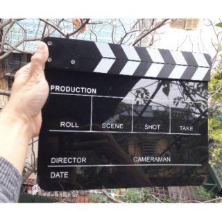 Yêu ThíchBảng Clapperboard quay phim đạo cụ chụp ảnh quay phim ...