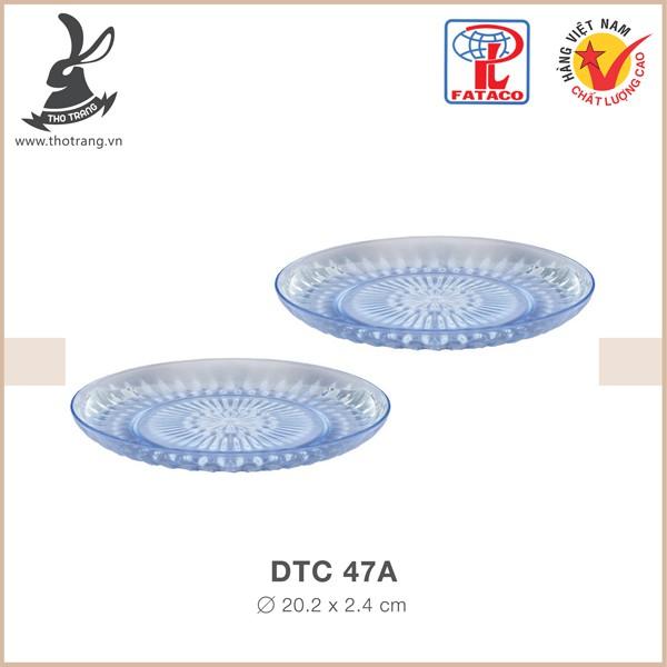 [bán chạy] Dĩa Trái Cây DTC-47A Nhựa Trong Acrylic Cao Cấp Fataco Việt Nam - TMGD - 14101889 , 2295507152 , 322_2295507152 , 28400 , ban-chay-Dia-Trai-Cay-DTC-47A-Nhua-Trong-Acrylic-Cao-Cap-Fataco-Viet-Nam-TMGD-322_2295507152 , shopee.vn , [bán chạy] Dĩa Trái Cây DTC-47A Nhựa Trong Acrylic Cao Cấp Fataco Việt Nam - TMGD
