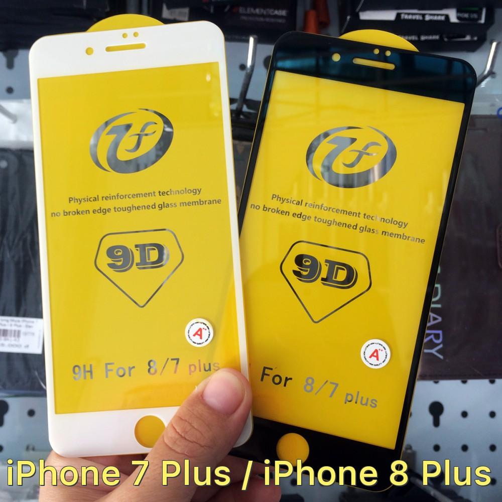 Kính cường lực 9D full màn hình siêu mỏng cho iPhone 7 Plus / iPhone 8 Plus - 2857351 , 1187546322 , 322_1187546322 , 101000 , Kinh-cuong-luc-9D-full-man-hinh-sieu-mong-cho-iPhone-7-Plus--iPhone-8-Plus-322_1187546322 , shopee.vn , Kính cường lực 9D full màn hình siêu mỏng cho iPhone 7 Plus / iPhone 8 Plus