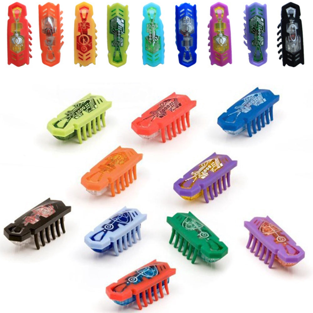 New 1 PACK Nano Electronic Insect Robot Pet Bug Official