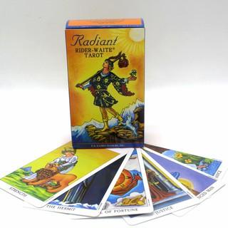 [Tết 2020] Bộ bài Tarot Radiant Rider Waite Cao Cấp
