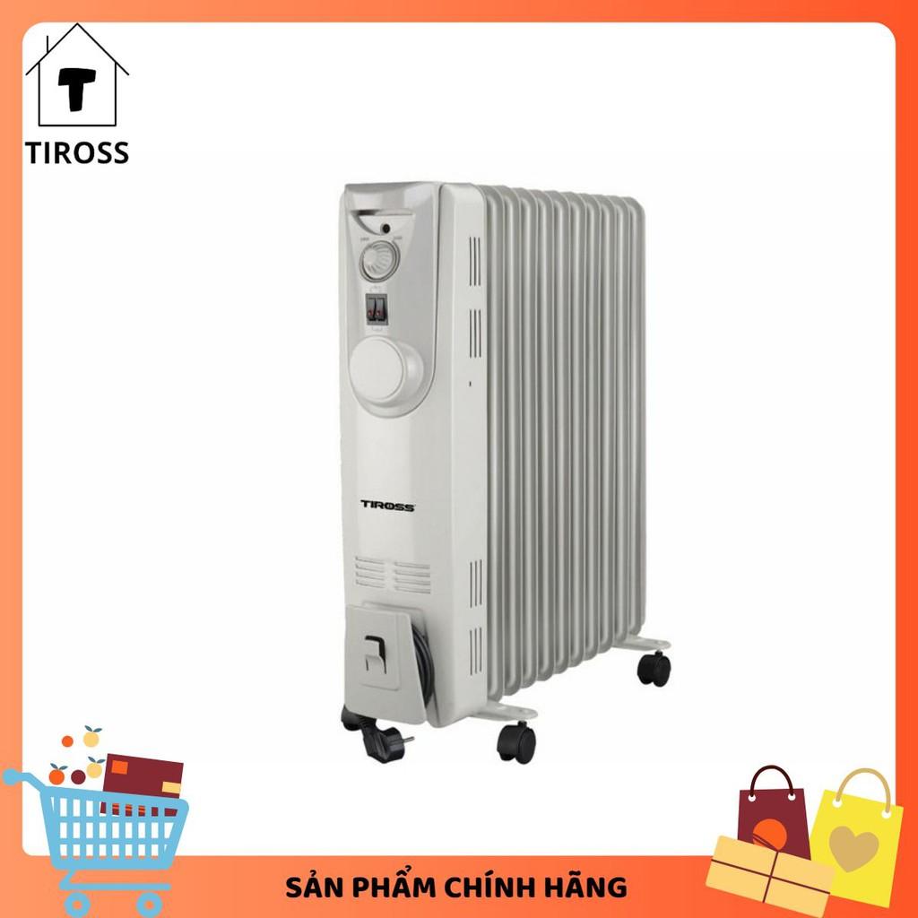 Máy sưởi dầu Tiross TS-924 11 thanh