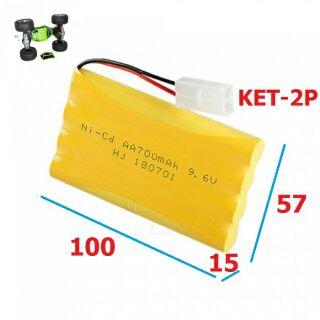 Pin sạc xe địa hình 2168A 50cm