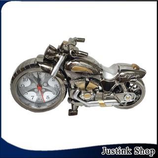 Đồng Hồ Để Bàn Báo Thức Xe Moto Môtô Phân Khối Lớn Thể Thao Trang Trí Chỗ Làm Việc Cực Ngầu Và Độc Đáo  - JDHS-561-DPKL