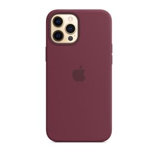 Ốp Lưng Silicone Màu Trơn Cho Iphone 12 Pro Max Iphone 12 / 12pro 12 Mini