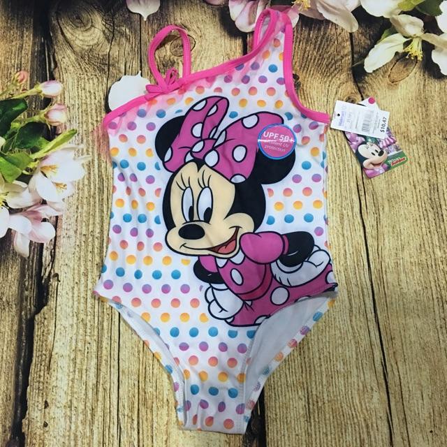 Set bơi bé gái Disney