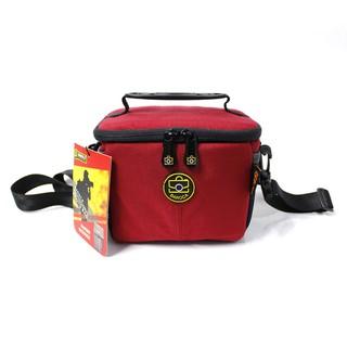 Túi Máy ảnh mini Mirrorless Baroca BRC-805 - Nhỏ gọn, chống thấm (Red) thumbnail
