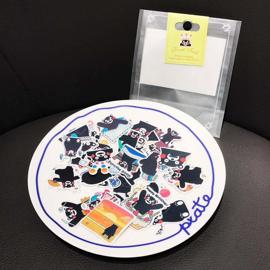 Stickers Kumamon