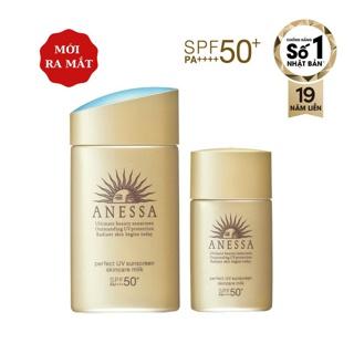 """[Nhập COSDA giảm 100k]Bộ đôi chống nắng bảo vệ hoàn hảo Anessa Perfect UV Sunscreen Skincare Milk (60ml + 20ml) giá chỉ còn <strong class=""""price"""">58.900.000.000đ</strong>"""