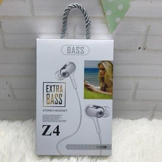 Tai nghe siêu trầm Bass Z4 -DC2825
