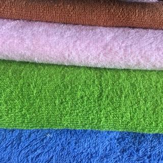 Khăn gội đầu 100% sợi cotton