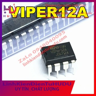 IC nguồn Viper12A mới chất lượng tốt