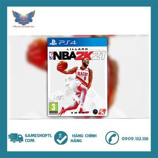 [Mã 157ELSALE hoàn 7% đơn 300K] GAME NBA 2K21 CHO PLAYSTATION 4 thumbnail