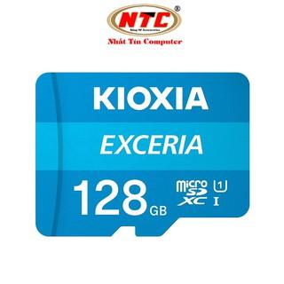 Thẻ nhớ MicroSDXC Kioxia Exceria 128GB UHS-I U1 100MB/s (Xanh) - Formerly Toshiba Memory