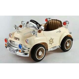 Xe ô tô điện thời trang cho bé