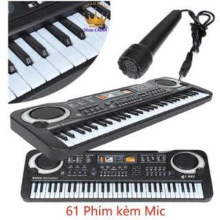 Đàn Piano 61 Phím Có Mic Cho BÉ, đàn cho bé, đàn pianio,đàn piano,đàn piano cho bé