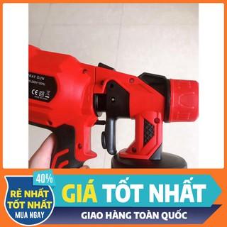[ HÀNG CHẤT LƯỢNG _ HOT SALE ] Súng Phun Sơn Điện SPRAY GUN(CHO KHÁCH XEM HÀNG)