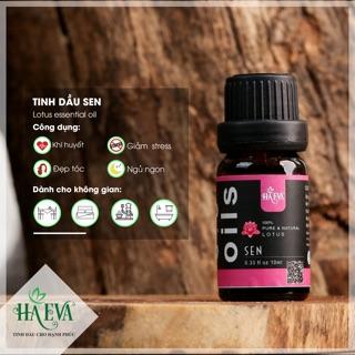 [FREESHIP]Tinh dầu SEN Ha Eva (dung tích 10ml 30ml 100ml)