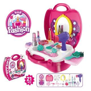 Bộ đồ chơi trang điểm cho bé gái