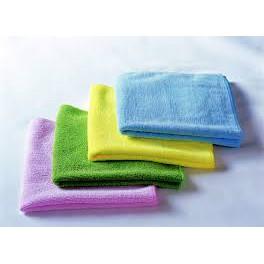 khăn lau tay lông mềm 25x25