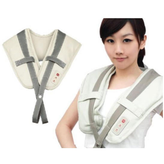 Đai massage vai lưng cổ gáy Neck Shoulder Massager W-808