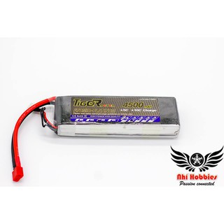 Pin Tiger 3s 11.1V 4500mah 45C