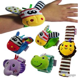 0-3 years old baby watch with baby toys maternal and child supplies rattle toy Lagogo