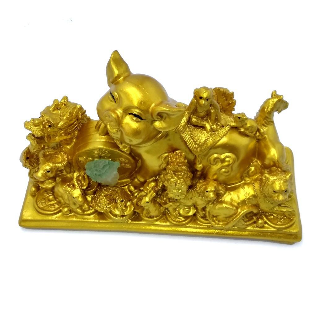 Heo vàng may mắn mạ đồng trang trí phong thủy (280-001) _[SIÊU KHUYẾN MÃI] - 13847586 , 2119796872 , 322_2119796872 , 300000 , Heo-vang-may-man-ma-dong-trang-tri-phong-thuy-280-001-_SIEU-KHUYEN-MAI-322_2119796872 , shopee.vn , Heo vàng may mắn mạ đồng trang trí phong thủy (280-001) _[SIÊU KHUYẾN MÃI]