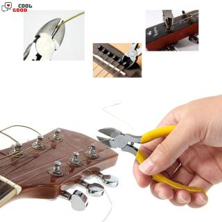 Guitar Care Maintenance Luthier Tool String Cutter Plier