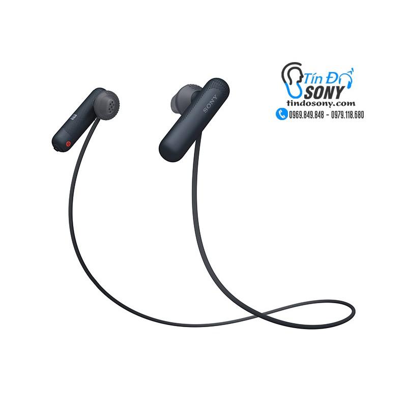 Tai nghe không dây Bluetooth thể thao SONY WI-SP500 (New 100%)