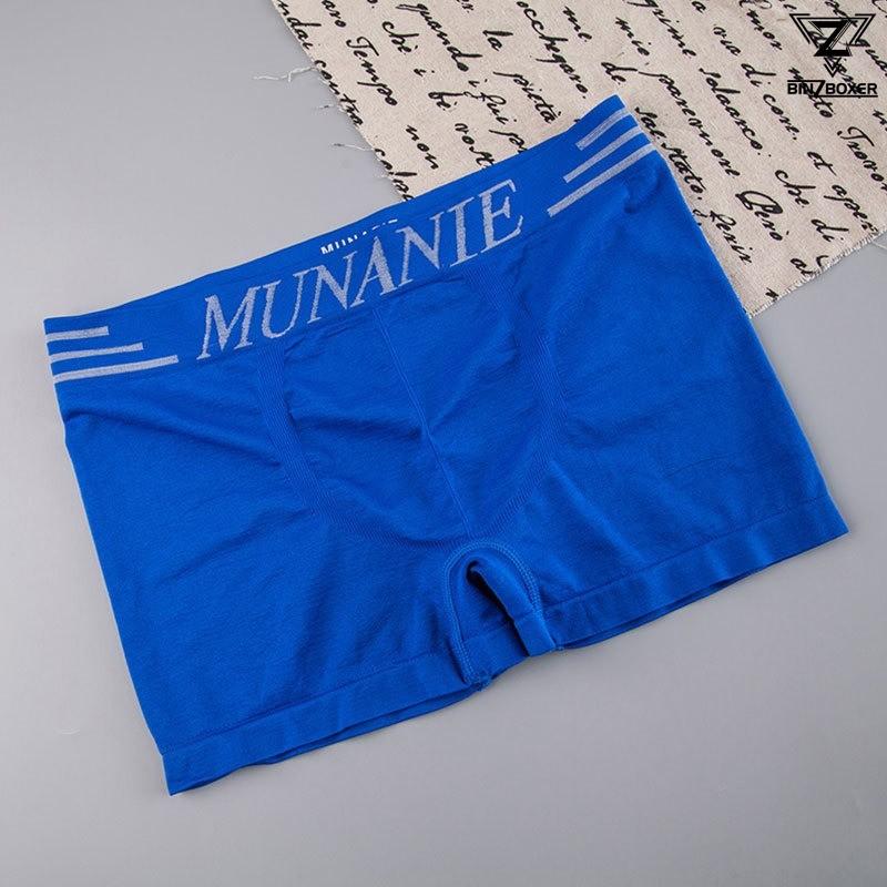 Bộ 4 quần sịp đùi quần lót nam Manufie xuất Nhật siêu thoáng khí