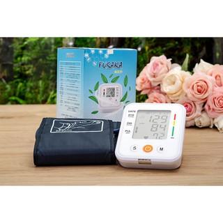 Yêu ThíchMáy đo huyết áp FUSAKA, đo chính xác huyết áp, nhịp tim, Máy đo huyết áp bắp tay, rosa