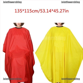 [Bling]1PC Pro Adult Waterproof Salon Hair Cut Hairdressing Cape Gown Cloth