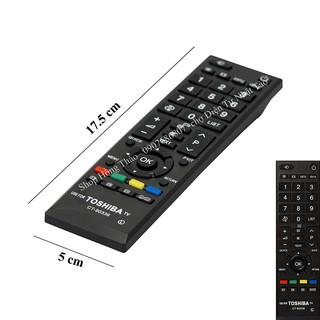 Remote Tivi Toshiba không hộp