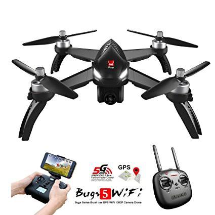 Flycam MJX Bugs 5W New 2018 Động cơ brushless,GPS Tự Động Quay Về Camera FPV WIFI 1080P 5G,Tự Bay T - 3303494 , 1234712180 , 322_1234712180 , 4500000 , Flycam-MJX-Bugs-5W-New-2018-Dong-co-brushlessGPS-Tu-Dong-Quay-Ve-Camera-FPV-WIFI-1080P-5GTu-Bay-T-322_1234712180 , shopee.vn , Flycam MJX Bugs 5W New 2018 Động cơ brushless,GPS Tự Động Quay Về Camera