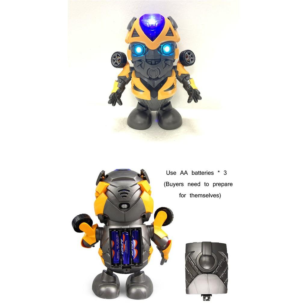 Đồ chơi Nhảy Múa Dancing hero - Robot camaron nhảy múa cho bé
