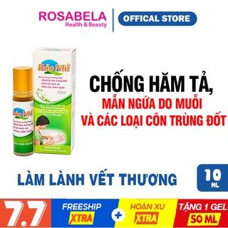 Lăn bôi vết muỗi đốt và côn trùng cắn Bảo Nhi FREESHIP chống hăm da, mẫn ngứa do muỗi và các loại côn trùng đốt thumbnail