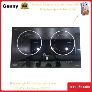Bếp từ đôi Genny GN-225T