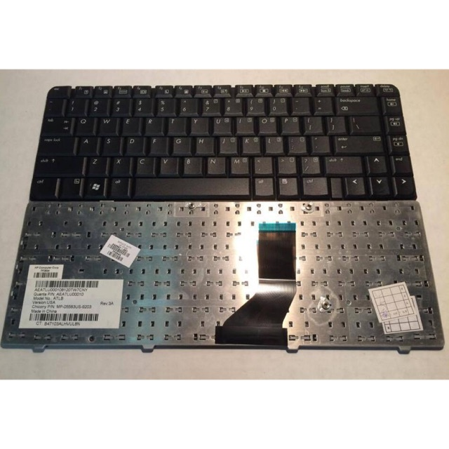 Bàn phím Laptop HP V6000 F7000 F500 Compaq 6100 6200