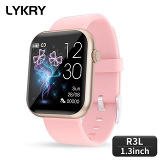 Lykry Đồng hồ thông minh R3L Hỗ Trợ Đo Nhịp Tim Chống Thấm Nước Cho IOS Android