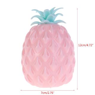 DE❀New Pineapple Ball Anti Stress Grape Venting Balls Squeeze Stresses Reliever Toy